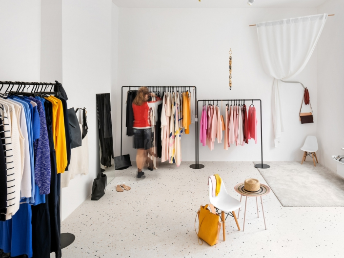 SmallbutSelect Ladenfläche Showroom