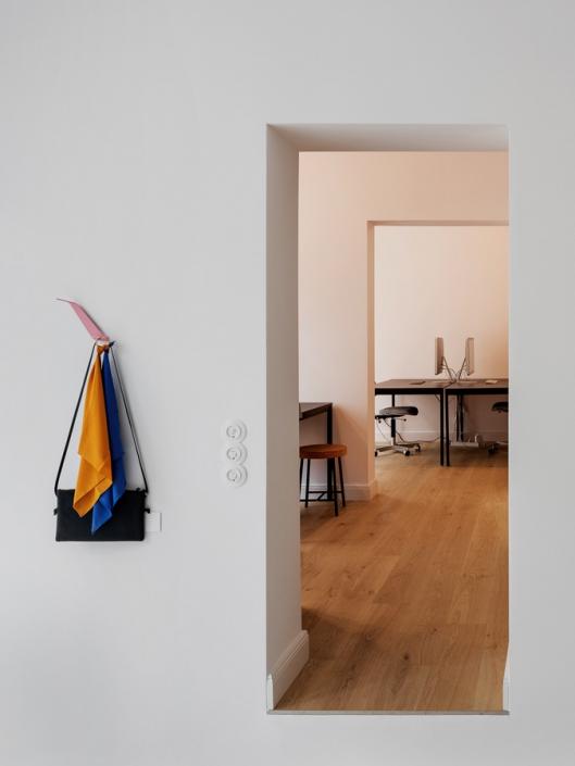 SmallbutSelect Blick ins Office