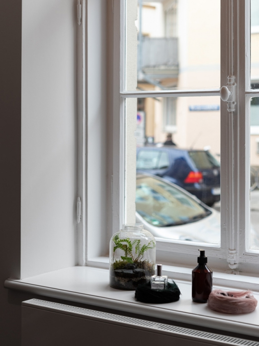 SmallbutSelect Schaufenster Detail